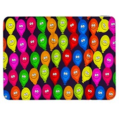 Happy Balloons Samsung Galaxy Tab 7  P1000 Flip Case