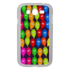 Happy Balloons Samsung Galaxy Grand Duos I9082 Case (white)