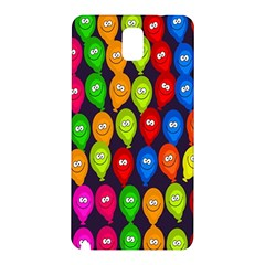 Happy Balloons Samsung Galaxy Note 3 N9005 Hardshell Back Case