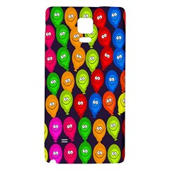 Happy Balloons Galaxy Note 4 Back Case
