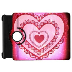 Heart Background Lace Kindle Fire HD 7