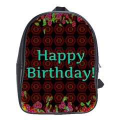Happy Birthday! School Bags(large)
