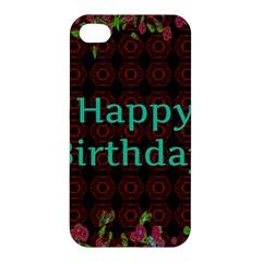 Happy Birthday! Apple iPhone 4/4S Hardshell Case
