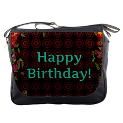 Happy Birthday! Messenger Bags