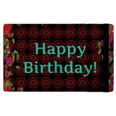 Happy Birthday! Apple Ipad 2 Flip Case