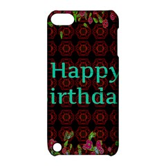 Happy Birthday! Apple iPod Touch 5 Hardshell Case with Stand