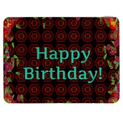 Happy Birthday! Samsung Galaxy Tab 7  P1000 Flip Case