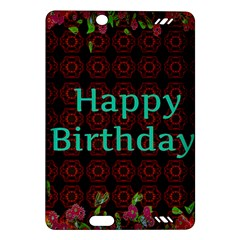 Happy Birthday! Amazon Kindle Fire Hd (2013) Hardshell Case