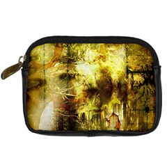 Grunge Texture Retro Design Digital Camera Cases
