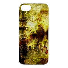 Grunge Texture Retro Design Apple Iphone 5s/ Se Hardshell Case