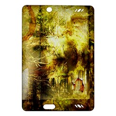Grunge Texture Retro Design Amazon Kindle Fire Hd (2013) Hardshell Case