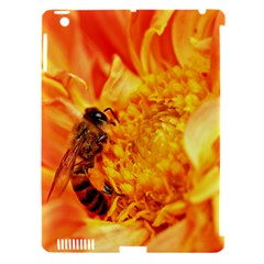 Honey Bee Takes Nectar Apple Ipad 3/4 Hardshell Case (compatible With Smart Cover)