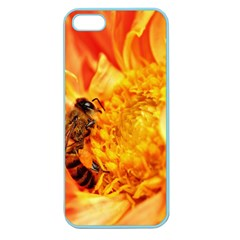 Honey Bee Takes Nectar Apple Seamless iPhone 5 Case (Color)