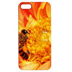 Honey Bee Takes Nectar Apple Iphone 5 Hardshell Case With Stand
