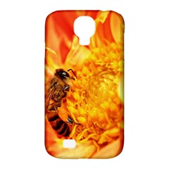 Honey Bee Takes Nectar Samsung Galaxy S4 Classic Hardshell Case (pc+silicone)