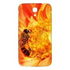 Honey Bee Takes Nectar Samsung Galaxy Mega I9200 Hardshell Back Case