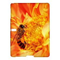 Honey Bee Takes Nectar Samsung Galaxy Tab S (10 5 ) Hardshell Case