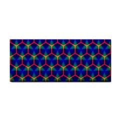 Honeycomb Fractal Art Cosmetic Storage Cases