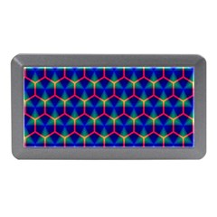 Honeycomb Fractal Art Memory Card Reader (mini)