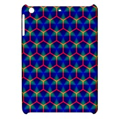 Honeycomb Fractal Art Apple iPad Mini Hardshell Case