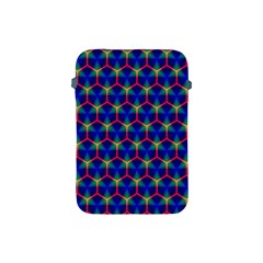 Honeycomb Fractal Art Apple Ipad Mini Protective Soft Cases