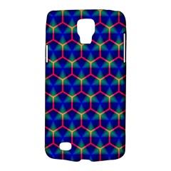 Honeycomb Fractal Art Galaxy S4 Active