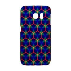 Honeycomb Fractal Art Galaxy S6 Edge