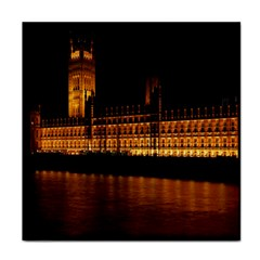 Houses Of Parliament Tile Coasters