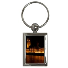 Houses Of Parliament Key Chains (Rectangle)