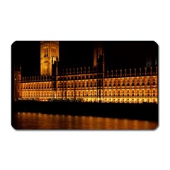 Houses Of Parliament Magnet (Rectangular)