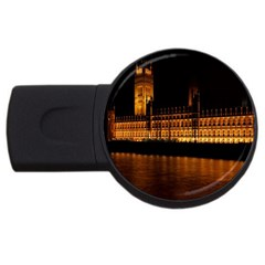 Houses Of Parliament USB Flash Drive Round (1 GB)