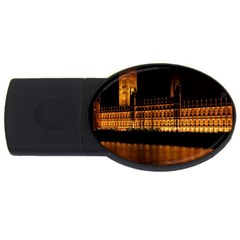 Houses Of Parliament USB Flash Drive Oval (2 GB)