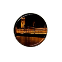 Houses Of Parliament Hat Clip Ball Marker