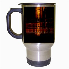 Houses Of Parliament Travel Mug (Silver Gray)