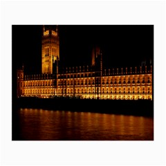 Houses Of Parliament Small Glasses Cloth