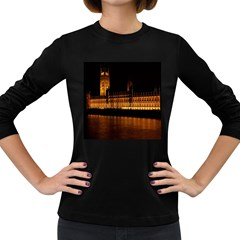 Houses Of Parliament Women s Long Sleeve Dark T-Shirts
