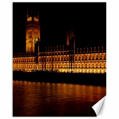 Houses Of Parliament Canvas 16  x 20