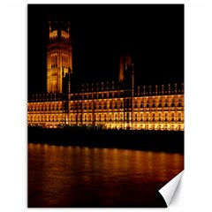 Houses Of Parliament Canvas 18  x 24