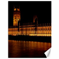 Houses Of Parliament Canvas 36  x 48