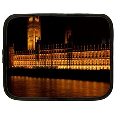 Houses Of Parliament Netbook Case (XL)