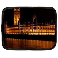 Houses Of Parliament Netbook Case (XXL)