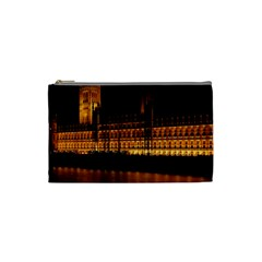 Houses Of Parliament Cosmetic Bag (Small)