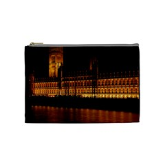 Houses Of Parliament Cosmetic Bag (medium)