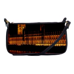 Houses Of Parliament Shoulder Clutch Bags