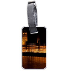 Houses Of Parliament Luggage Tags (Two Sides)