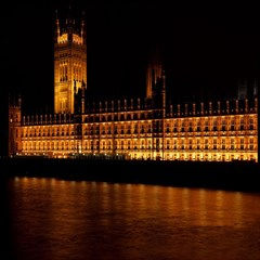 Houses Of Parliament Magic Photo Cubes
