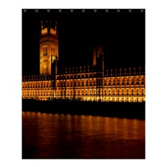 Houses Of Parliament Shower Curtain 60  x 72  (Medium)