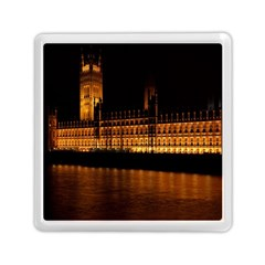 Houses Of Parliament Memory Card Reader (Square)