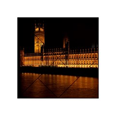 Houses Of Parliament Acrylic Tangram Puzzle (4  x 4 )