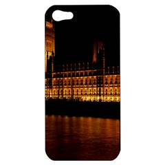 Houses Of Parliament Apple iPhone 5 Hardshell Case